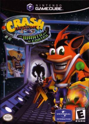 Crash Bandicoot The Wrath Of Cortex/Game Cube
