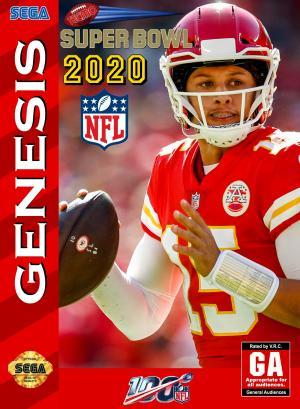 Tecmo Super Bowl 2020