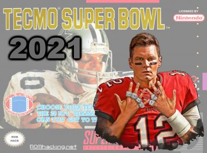 Tecmo Super Bowl 2021