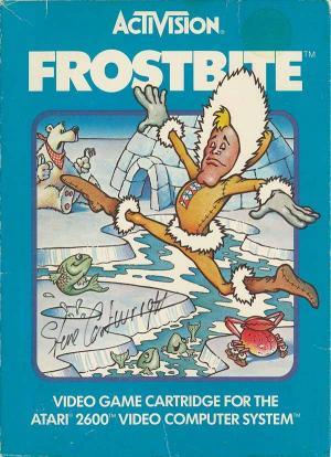 Frostbite/Atari 2600