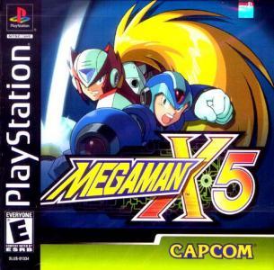 Mega Man X5/PS1