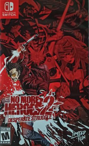 No More Heroes 2: Desperate Struggle (Limited Run #100)