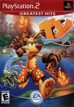 Ty the Tasmanian Tiger [Greatest Hits]