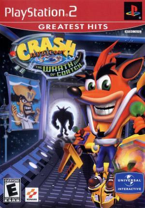 Crash Bandicoot: The Wrath of Cortex [Greatest Hits]