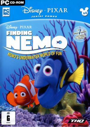 Disney/Pixar Finding Nemo: Nemo's Underwater World Of Fun
