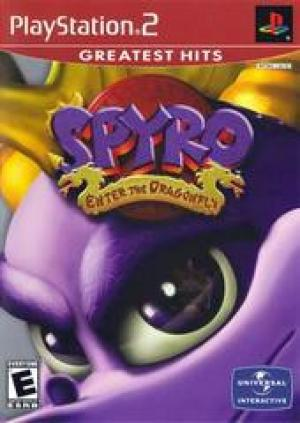 Spyro: Enter the Dragonfly [Greatest Hits]