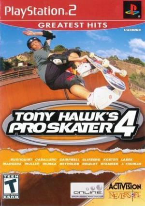 Tony Hawk's Pro Skater 4 [Greatest Hits]