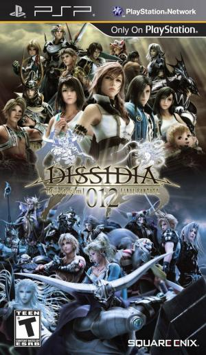 Dissidia 012/PSP