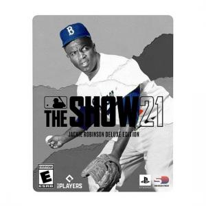 MLB The Show 21: Jackie Robinson Deluxe Edition