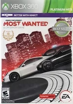 Need For Speed Most Wanted (2012) [Platinum Hits]