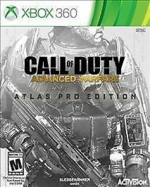 Call of Duty: Advanced Warfare [Atlas Pro Edition]
