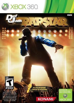 Def Jam Rapstar [Microphone Bundle]