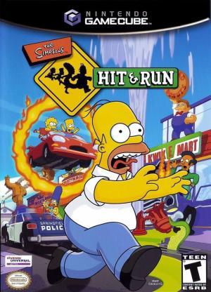 Simpsons Hit And Run/GameCube