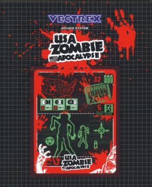 USA Zombie Apocalypse