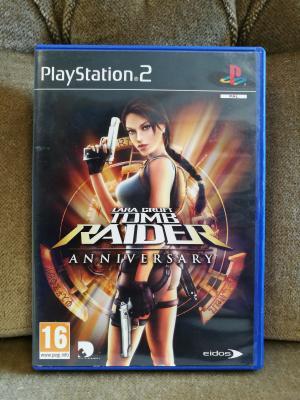 Lara Croft Tomb Raider: Anniversary (PAL)
