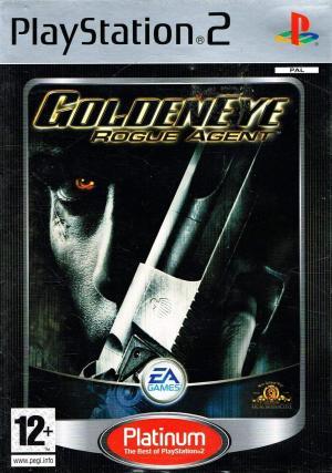 GoldenEye: Rogue Agent [Platinum] (PAL)