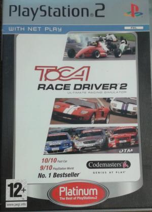 TOCA Race Driver 2 [Platinum] (PAL)