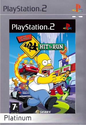 The Simpsons Hit & Run [Platinum] (PAL)