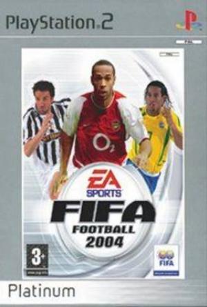 FIFA Football 2004 [Platinum] (PAL)