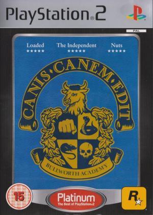 Canis Canem Edit [Platinum] (PAL)