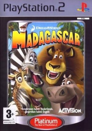 Madagascar [Platinum] (PAL)