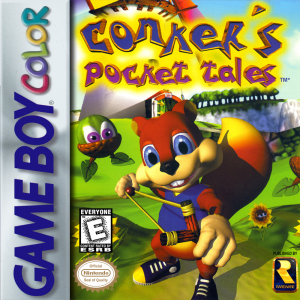 Conker's Pocket Tales/Game Boy Color