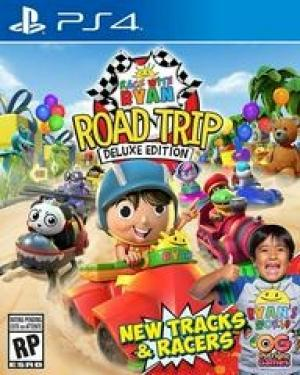 Race With Ryan: Road Trip [Deluxe Edition]