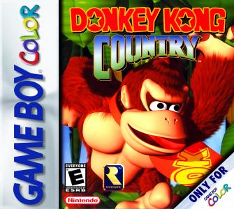 Donkey Kong Country/Game Boy Color