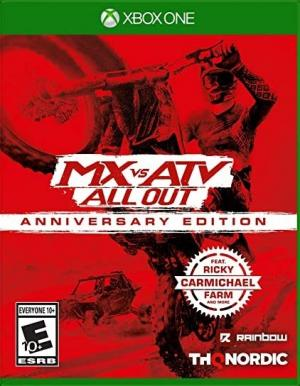 MX vs. ATV All Out: Anniversary Edition