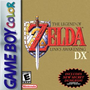 Legend Of Zelda Link's Awakening DX/Game Boy Color