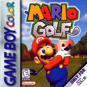 Mario Golf/Game Boy Color