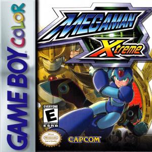 Mega Man Xtreme /Game Boy