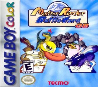 Monster Rancher Battle Card GB/Game Boy Color