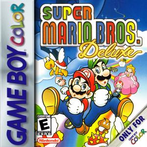 Super Mario Bros. Deluxe/Game Boy Color