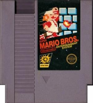 Super Mario Bros. [5 Screw] cover
