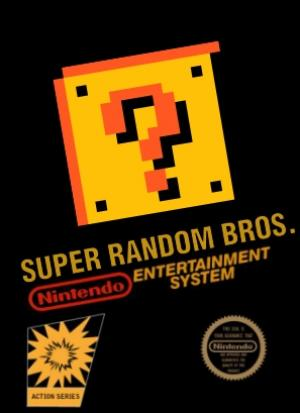 Super Mario Bros. - Randomized cover