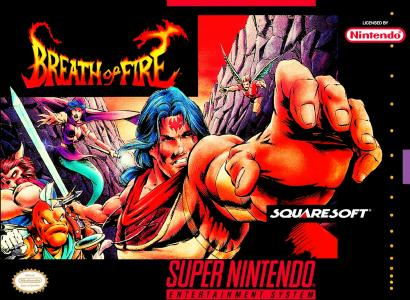 Breath Of Fire/SNES