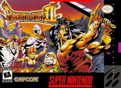 Breath of Fire II/SNES