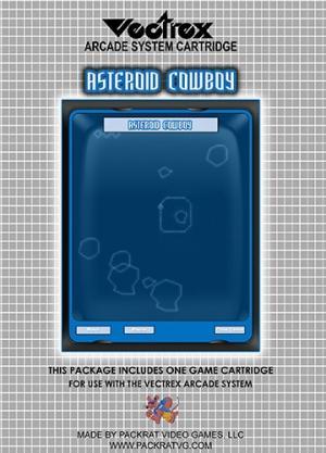Asteroid Cowboy