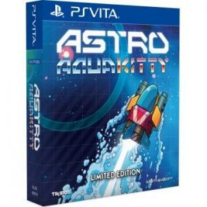 Astro Aqua Kitty Limited Edition