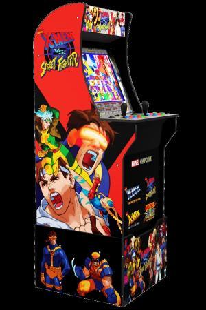 Arcade1Up X-Men vs. Street Fighter