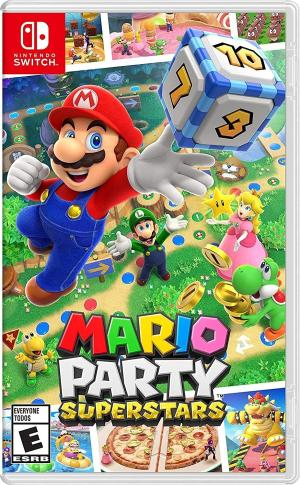 Mario Party: Superstars cover