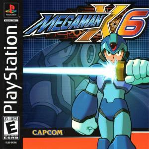 Mega Man X6/PS1