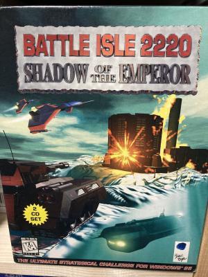 Battle Isle 2200 Shadow of the Emporor