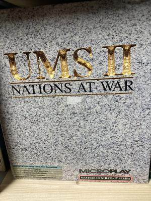 UMS II - Nations at War
