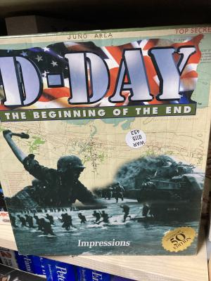 D-Day The beginnig of the end