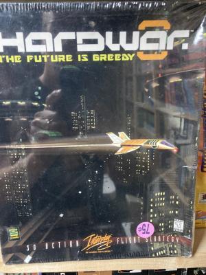 Hardwar - The future is greedy