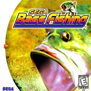 Sega Bass Fishing/Dreamcast