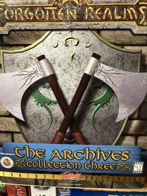 Forgotten Realms The Archives Collection three