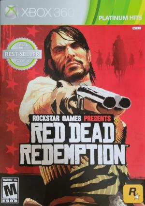 Red Dead Redemption [Platinum Hits]